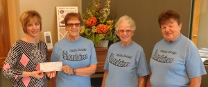 REMC Representative:Amanda Steeb, Director:Susie Szynalski, Treasurer: Joan Stepien and President: Pat Vanek